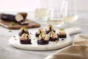 Eggplant-Appetizer-Bites-For-Party